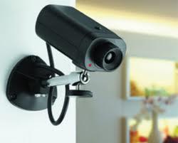 caméra de surveillance commerce