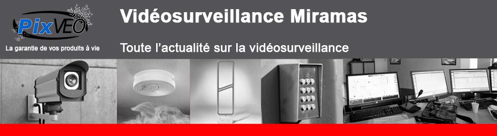 Vidéosurveillance Miramas